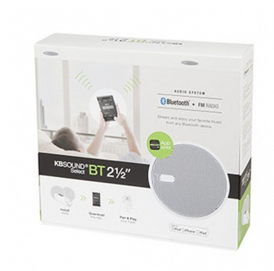 KB SOUND SELECT BT 2,5 WHITE